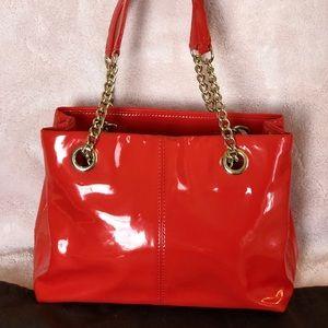 88b6bae671fa kate spade Bags - Kate Spade Patent Leather Helena Bag Red